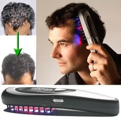 Power Grow Laser Comb Kit Stop Hair Loss Regrow Regrowth Hair Loss Therapy Cure free shipping H001(China (Mainland))