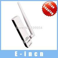 1PCS 150Mbps High Gain Wireless USB Adapter Model TL-  WN722N TL- WN722N , free shipping