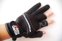 Abu Garcia Fishing Gloves For Heavy Duty Waterproof XL Free Shipping