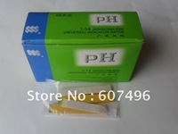 Widely dipstick test paper soda acid test the PH each of 80