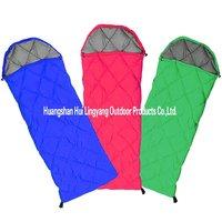 Eiderdown three season sleeping bag