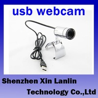 10pcs wholesale mickey usb 2.0 hd webcam+fan+microphone+desk lamp all in i pc camera free shipping #D90