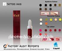 Free shipping 2 pcs Eyeliner Black Ink for Permanent Makeup