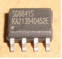 Free shopping 10PCS/LOT SG6841SZ SG6841 SG SOP-8 High-integrated Green-mode PWM Controller