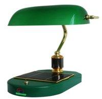 Настольный ретро светильник на солнечной энергии