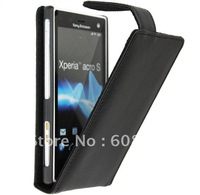 Чехол для для мобильных телефонов For Sony xperia P LT22i Genuine Leather Case, High Quality Leather Case For Sony xperia P LT22i1pcs/lot