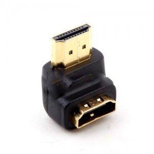 Premium 1.3 Gold HDMI Female To Male