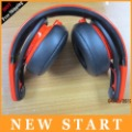 Wholesales 4pcs/lot White/Black/Red/Blue mixr headphone dj noise cancelling headset EMS/DHL freeshipping