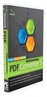 купить Программное обеспечение для ПК Nuance PDF 5.0 по цене 3463 рублей
