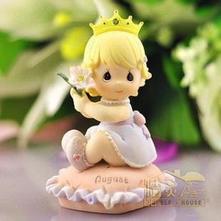New arrival August Aug. gladiolus 12 months angel flower angel christmas gift birthday gift Valentine&#39;s Day(China (Mainland))