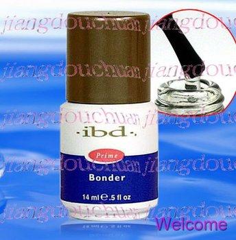 ibd Bonder UV Gel Nail Art Primer 0.5oz 14 gram + Mysterious GIFT + Free Shipping