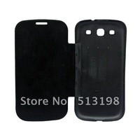 New black leather holster Replacement Back Cover housing Battery Door for Samsung i9300 Galaxy S3 Free Shipping A235