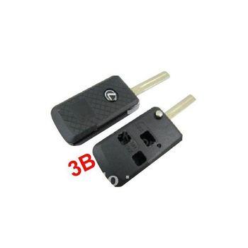 Lexus remote modified flip key shell 3 button 5pcs/lot