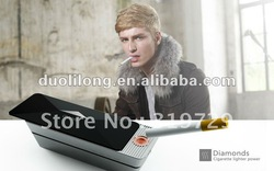 2012 Newest power bank 5000 mah with lighter function(China (Mainland))