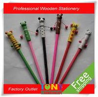 Закладка для книг TONY Home Decor Stationery Student Prize Wooden Cartoon Bookmark Ruler 10pcs/set 10sets/lot KD049