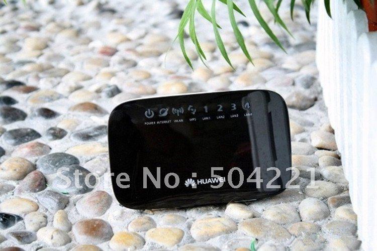 30piece  802.11N 802.11g 802.11b HG231F FOR hauwei WIRELESS rotuer WAN 150M WIFI 4 LAN ports