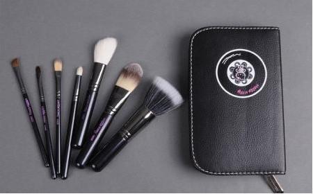 Professional Makeup Brush Sets on 10 Sets New Hello Kitty 7 Pieces Professional Makeup Brush 187 190 168