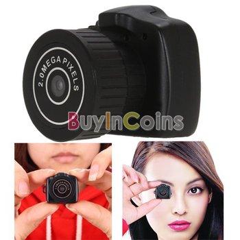 1Pcs/lot The Smallest Mini HD Digital DV Webcam Camera Video Recorder Camcorder,   [22549 01 01]