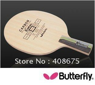 Free Shipping Table Tennis Racket Butterfly KUMPURU Table Tennis Blade Table Tennis Bat Around NEW(China (Mainland))