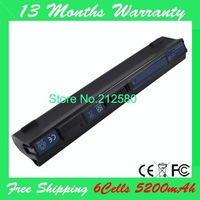 For Acer Aspire one 531 531h 751 ZA3 ZA8 ZG8 Battery UM09A73 UM09A41 UM09B41 UM09B44
