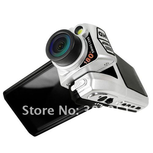2.5&quot; Full HD Car DVR CarCam Video recorder 1080P F900(China (Mainland))