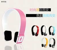 NEW BH-02 Colorful Bluetooth Stereo Headset with Microphone for Motorola,Samsung,Lg,Apple,HTC & More A2dp Enabled Smartphones