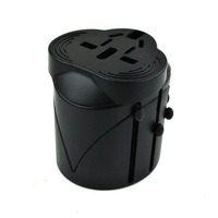 Universal Travel AC Power Adapter Plug to plug socket - AU/EU/US/UK