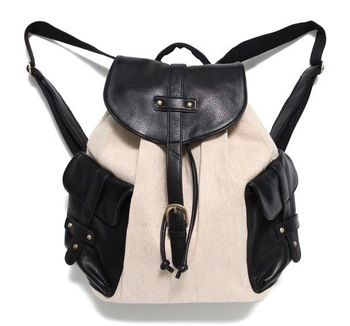 Free Shipping/2012 new European and American fashion backpack shoulder bag