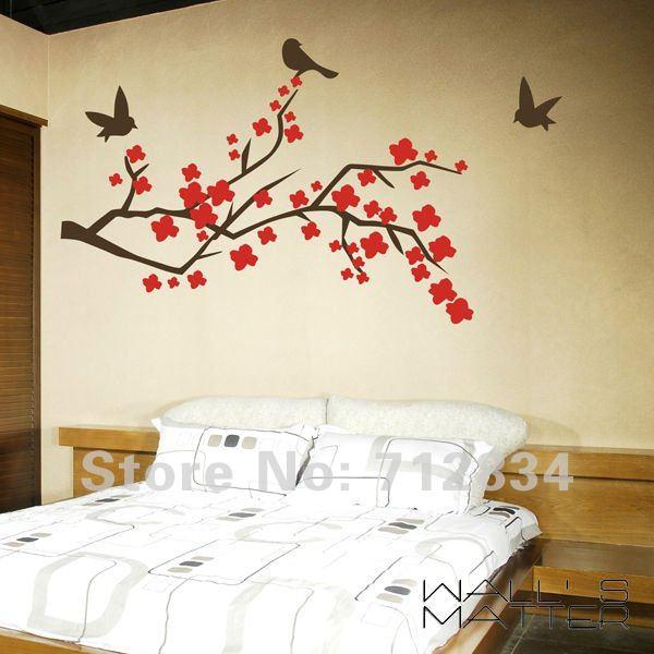 Tudecidestueliges decora tu habitaci n para llamar al amor for Stickers para decorar paredes