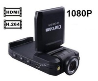 5.0 Mega Pixels DVR H.264 1440*1080P Car Camera Video Recorder +140 Degree View Angle+HDMI Out