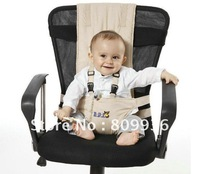 Baby Infant Toddler/Portable/Foldable Safety dinner Seat/Feeding High Chair Harness Traveling Carrier --factory price