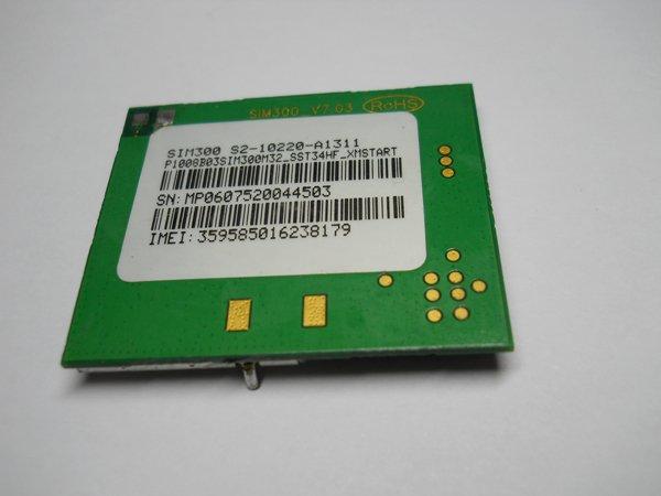 Gprs GSM SIM300 модуль