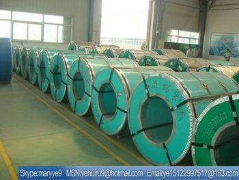SUS201 stainless steel coil