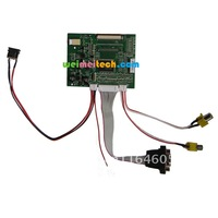 A/D LCD Monitor control board for HSD062IDW1-A00 a10 supports PC, 2AV input sources