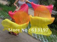 in stock fans veil, silk fan free shipping 5pair. belly dance fan veil, total 180 fans veil,silk fans veil