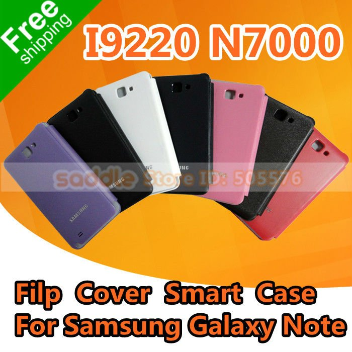 Original Cover Case For Samsung Galaxy Note N7000 I9220 Case Android