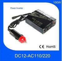 100W convenient mini inverter for car (CE)