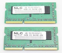 Promotion  Laptop RAM Memory DDR3 8GB Kit ( 4X 2 PCS)1333MHZ SO-Dimm 204 pins + Free shipping