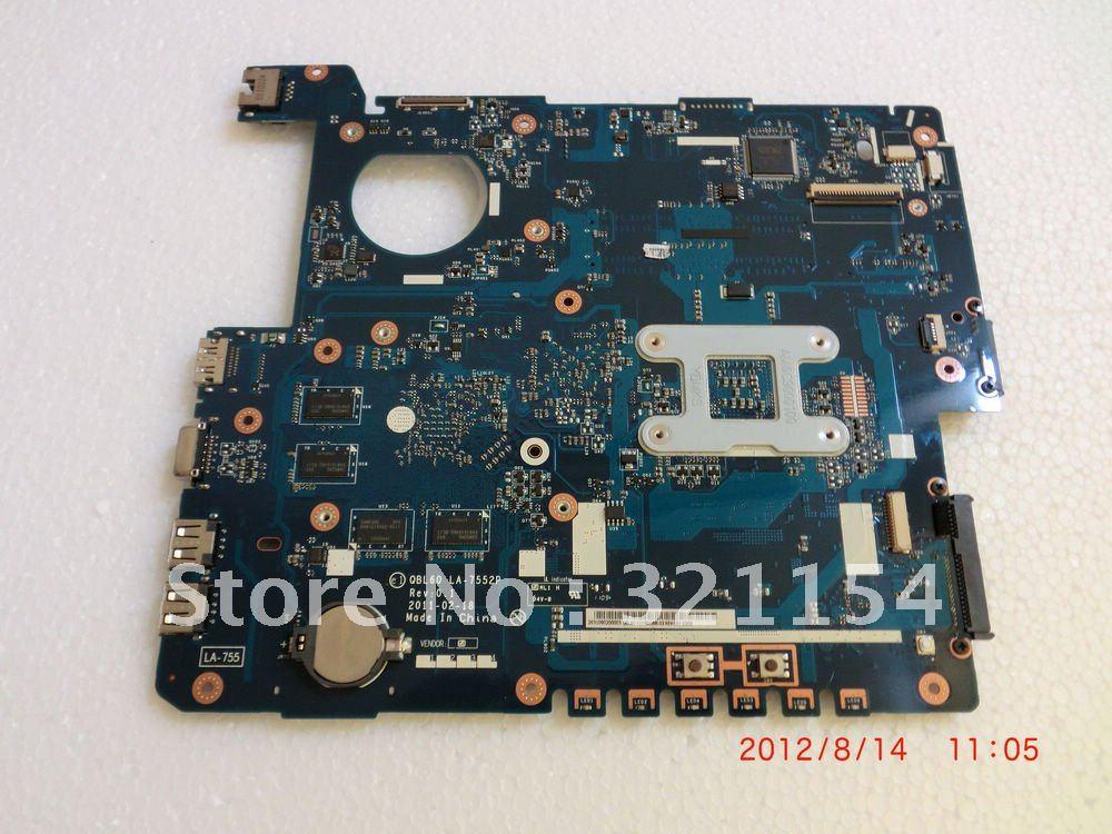 Laptop mainboard / motherboard K53TA K53TK K53T LA-7552P for ASUS 100% Tested & working well + warranty 30 days
