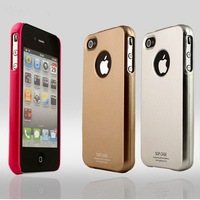 10pcs/Lot For iphone 4s 4g SGP Case, SGP Ultra Thin Case For iPhone 4s 4g with Retail Box Free shipping