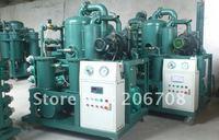 Double stage vacuum transformer oil filtration unit, Vacuum oil purification machine