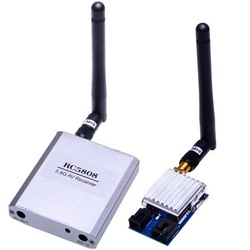 Micro 5.8Ghz Video AV TX RX Combo System FPV 200mW 2Km range 5.8 ghz(China (Mainland))