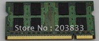 wholesale & retail DDR 333MHZ 1GB ram memory module for laptop + Free shipping