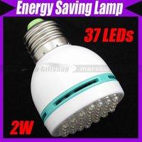 37 LED Energy Saving Light Bulb Sportlight 2W 260V AC #1358