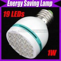 19 LED Energy Saving Screw Lamp Light Bulb Sportlight #1356
