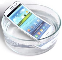 Waterproof Diving Ultra-Thin Case Protective Skin For Samsung Galaxy S3 i9300 free shipping 100pcs/lot