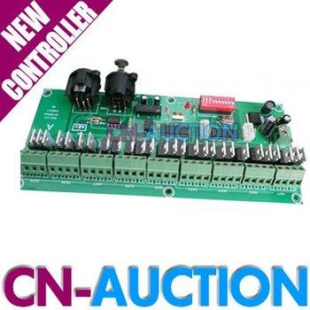 27 Channel Easy DMX LED Controller; DMX Decoder & Driver (CN-RLC38) [CN-Auction]