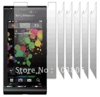 1000PC Clear Front  SCREEN PROTECTOR GUARD FOR SONY ERICSSON U1 SATIO
