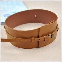 Yf77 fashion dual-use ultra wide cummerbund women's wide belt strap