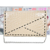 Клатч 2012 Full transparent envelope bag, fashion personality ladies day clutch, woman's office bags
